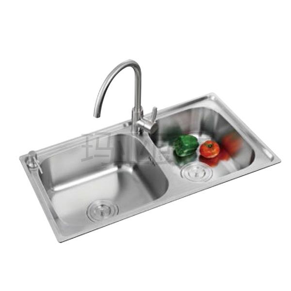 分析厨房不锈钢水槽的维护保养