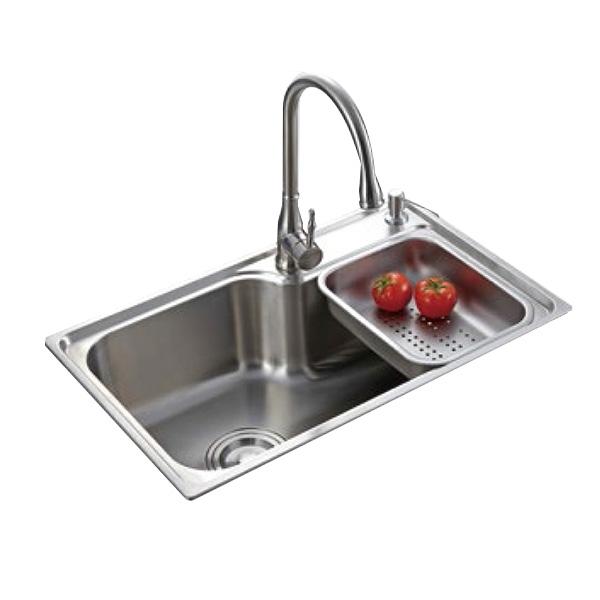 智能不锈钢水槽各种材料的优缺点