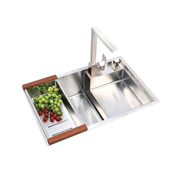 如何选购厨房不锈钢水槽