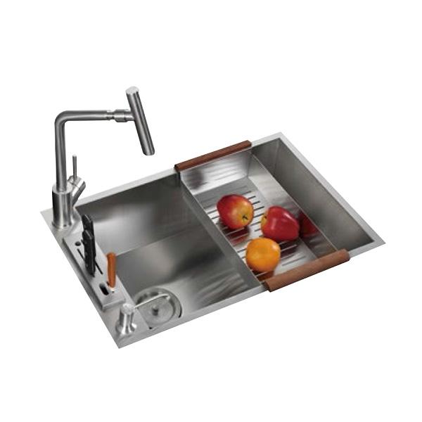 购买厨房不锈钢水槽产品时应特别注意这几个要素