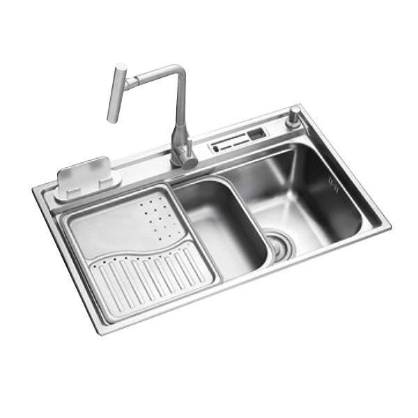 7848L不锈钢水槽价格